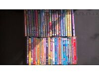 DVDs (8/9)Collection Of DVD's (Mainly Aimed for Children)- 40 Off