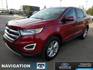 2016 Ford Edge SEL  - $217.71 B/W
