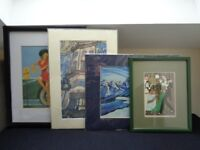 Collection of Decorative Prints