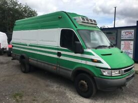 Iveco Daily 65C15 XLWB Fridge Van 2003 03 Reg