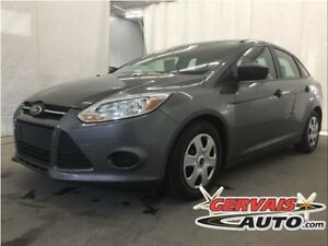 Ford Focus A/C 2014