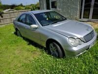 Mercedes C240 petrol automatic