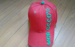 Morocco red cap