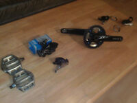 Shimano Deore XT Groupset 10spd Good Used condition