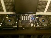 Pair Of Pioneer CDJ 850k's For Sale !