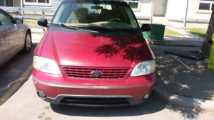 2002 sport ED ford windstar clean in and out