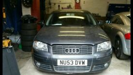Audi a3 2004 2.0tdi new CLUTCH