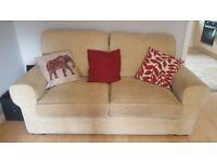 3 piece macdonald suite sofa couch armchair
