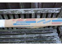 50 pack of 3 meter drywall plasterboard angle beading