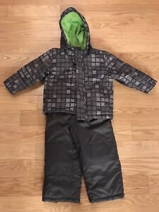 Size 2 toddler snow suit by westbound