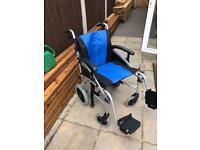 Excel G lite Pro Lightweight wheelchair
