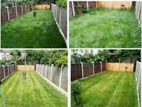 Garden maintenance, clearance, mowing, landscaping, gardener, turfing, slabs, transformations