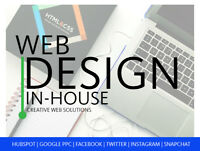 Professional In-House Web Design Services | Hubspot