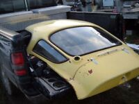 Triumph spitfire fastback Ashley etc hard top wanted