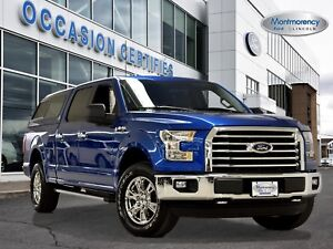 2015 Ford F-150 XLT Supercrew XTR+CAMÉRA+FX4+BED
