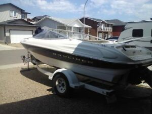 1999 Bayliner Capri 18.5ft 4.3L