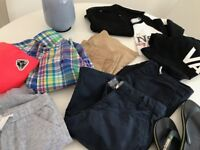 Boys clothing aged 11-12