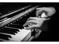 Piano lessons for young children, teenagers and students