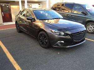 Fully Loaded 2015 Mazda 3 GS Sport 6 Speed