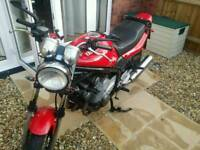 Yamaha Diversion XJ600N