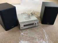 Philips Hifi system with DVD player