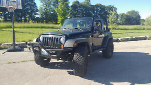 2011 Jeep Wrangler Coupe