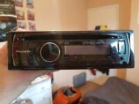 Pioneer deh-4200sd stereo radio headunit