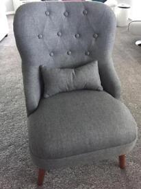Brand New Grey Chair