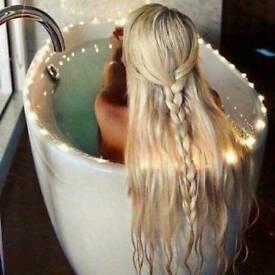 Lucious hair