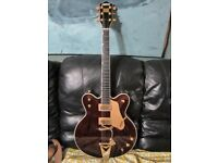 Gretsch Guitar - 1962 Country Classic II, with Gretsch Case