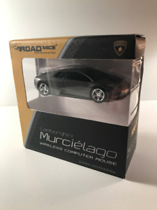 Great Condition- ROAD MICE Lamborghini Murcielago Wireless Mouse