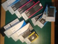 Job Lot | Inks for Epson 4000 or 7600 or 9600 Large Format Printer - Genuine Epson Inks