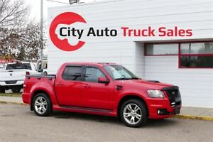 2010 Ford Explorer Sport Trac Limited 4.6L