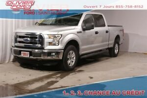 2016 Ford F-150 XLT AWD 4X4 CAMERA BLUETOOTH MAGS ENS REMORQUE
