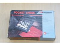 Rare Retro Pocket chess Kasparov chess Computer with original box, Thatcham, Berkshire