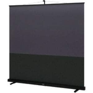 "Sony VPS-80DS 80""inch DynaClear Portable Self Standing Screen!"
