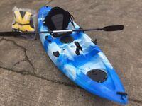 single sit on top Cambridge kayak