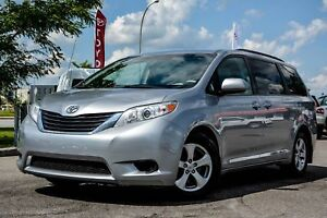 Toyota Sienna 2012 V6 LE 8 PASS