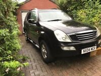 Ssangyong Rexton RX 290S5 TDI black for sale
