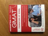 GMAT Preparation Books Best Conditions!