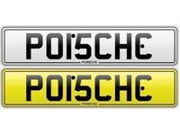 Porsche private number plate plates QUICKSALE make offers ONO