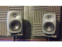 Genelec 8040a Professional Studio Monitor Pair