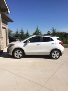 2015 Buick Encore SUV, Crossover AWD Leather