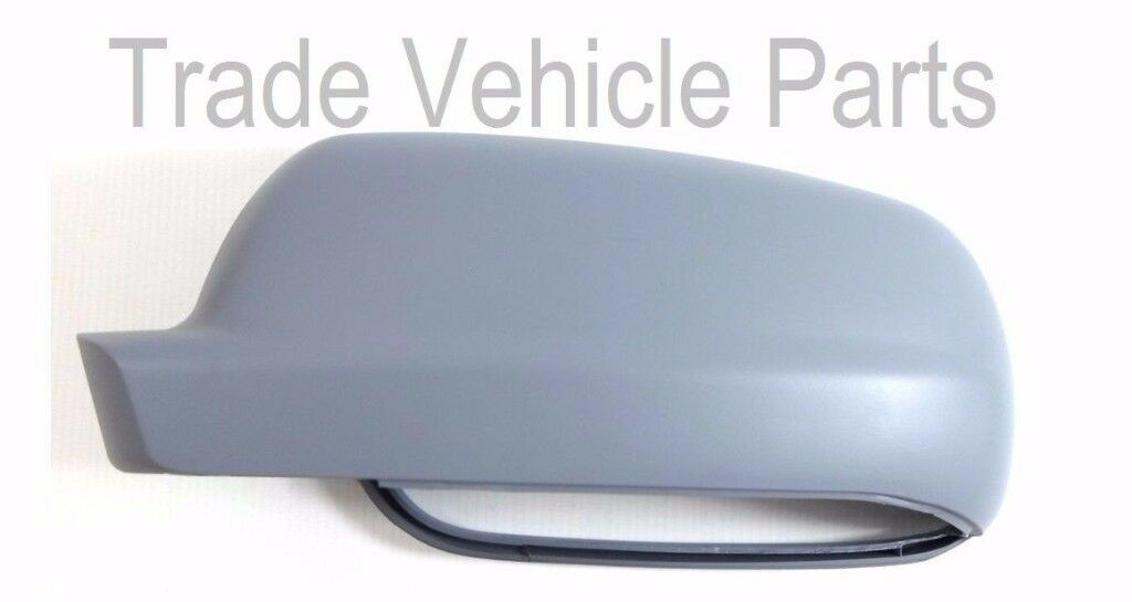 VW GOLF MK4 1998-2003 DOOR WING MIRROR COVER PRIMED PASSENGER SIDE NEW FREE DELIVERY