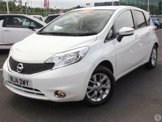 Nissan Note 1.5 dCi 90 Acenta 5dr
