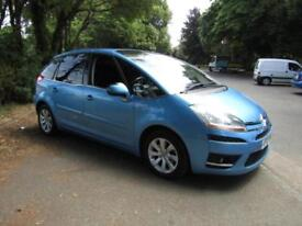 Citroen C4 Picasso 2.0HDi Exclusive Automatic**Only 30,000 Miles From New**