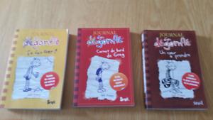 Livres pour jeunes adolescents