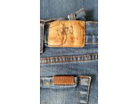 Mens Rica Lewis stretch jeans
