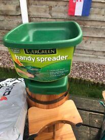 Seed spreader