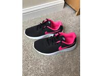 Girls Nike Trainers - Size 1